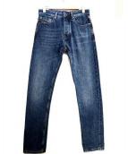 DIESEL BLACK GOLD(ディーゼル ブラック ゴールド)の古着「デニムパンツ」|ブルー