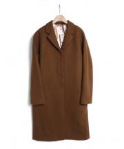 N°21 NUMERO VENTUNO(ヌメロ ヴェントゥーノ)の古着「コクーンコート」 キャメル