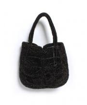ANTEPRIMA(アンテプリマ)の古着「ワイヤートートバッグ」 ブラック
