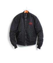 JSB(ジェイエスビー)の古着「フライトジャケット」|ブラック