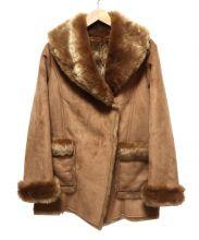 CROLLA(クローラ)の古着「チェルシームートンコート」