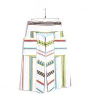 LA PRESTIC OUISTON(ラプレスティックウィストン)の古着「スカート」|ホワイト