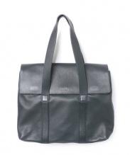 Calvin Klein(カルバンクライン)の古着「トートバッグ」 ネイビー