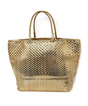 ANTEPRIMA(アンテプリマ)の古着「トートバッグ」|ゴールド