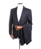 三陽山長(サンヨウヤマチョウ)の古着「2Bスーツ」|ネイビー