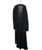 OPENING CEREMONY(オープニングセレモニー)の古着「ロングカーディガン」 ブラック