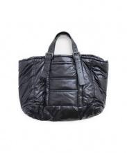BOTTEGA VENETA(ボッテガベネタ)の古着「ナイロントートバッグ」|ブラック
