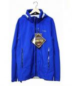 ARCTERYX(アークテリクス)の古着「カシアージャケット」|ブルー