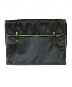 PORTER(ポーター)の古着「2WAYクラッチバッグ」|ブラック
