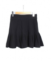 FENDI(フェンディ)の古着「ミニスカート」|ブラック