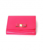 FURLA(フルラ)の古着「3つ折り財布」|ピンク