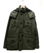 junhashimoto(ジュンハシモト)の古着「ダウンジャケット」|オリーブ