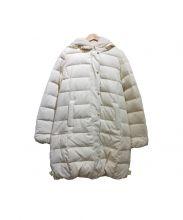 franche lippee(フランシュリッペ)の古着「パールダウンコート」