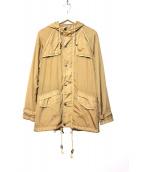 BARACUTA(バラクータ)の古着「ナイロンジャケット」|ベージュ