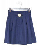 KENZO(ケンゾー)の古着「Pleated Skirt」