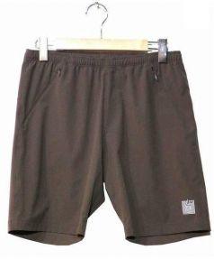 Needles Sportswear(ニードルススポーツウェア)の古着「warm-up short」|グレー