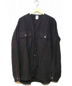 south2 west8(サウスツー ウエストエイト)の古着「Scouting Shirt」|グレー