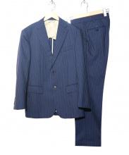 Paul Stuart(ポール スチュアート)の古着「2Bスーツ」|ブルー