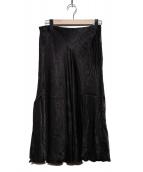 DEUXIEME CLASSE(ドゥーズィエムクラス)の古着「グロッシースカート」