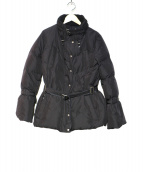 EPOCA(エポカ)の古着「ダウンコート」|ブラック