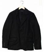 FRANK LEDER(フランクリーダー)の古着「DEUTSCHELEDER JACKET」|ブラック