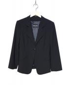 GIORGIO_ARMANI(ジョルジオ アルマーニ)の古着「テーラードジャケット」|ネイビー