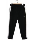ZANEROBE(ゼンローブ)の古着「JS TRACK PT」 ブラック×ホワイト
