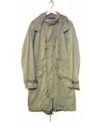 POLO RALPH LAUREN(ポロ バイ ラルフローレン)の古着「モッズコート」|オリーブ