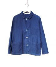 15jyugo(ジュウゴ)の古着「阿波正藍カバーオール」|インディゴ