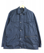 PRADA(プラダ)の古着「ナイロンジャケット」|ネイビー