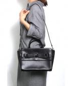 Kate Spade(ケイトスペード)の古着「2WAYバッグ」|ブラック