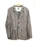 Engineered Garments(エンジニアードガーメンツ)の古着「Baker Jacket」|グレー