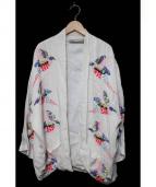ALICE McCALL(アリス マッコール)の古着「スパンコール装飾ブラウス」 ホワイト