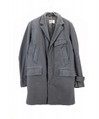 Engineered Garments(エンジニアードガーメンツ)の古着「Quilted Chesterfield Coat」