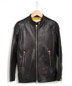 DRESSTERIOR(ドレステリア)の古着「レザージャケット」|ブラック