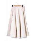 beautiful people(ビューティフルピープル)の古着「paper cordlane skirt」