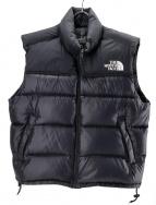 THE NORTH FACE(ザノースフェイス)の古着「Nuptse Vest」|ブラック
