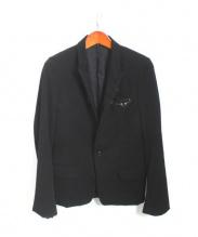 UNDERCOVERISM(アンダーカバーイズム)の古着「テーラードジャケット」|ブラック