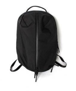 Adam et Rope(アダムエロペ)の古着「FIT PACK2バックパック」 ブラック