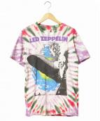 LED ZEPPELIN(レッド・ツェッペリン)の古着「90sバンドTシャツ」 パープル