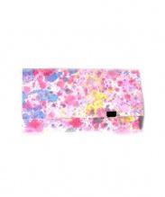 所作 shosa(ショサ)の古着「3つ折り財布」|ピンク