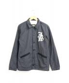 JELADO(ジェラード)の古着「コーチジャケット」|グレー