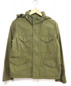 DEUXIEME CLASSE(ドゥーズィエムクラス)の古着「M65ミリタリージャケット」