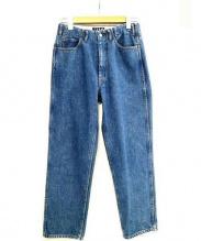 WESTOVERALLS(ウエストオーバーオールズ)の古着「801Sデニムパンツ」 ブルー
