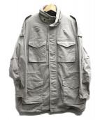 upper hights(アッパー ハイツ)の古着「M65ジャケット」|ベージュ