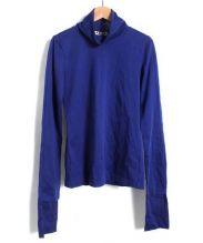 AALTO(アアルト)の古着「タートルネックカットソー」 ブルー