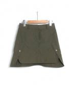 ALEXANDER WANG(アレキサンダー・ワン)の古着「スカート」|サイプレスグリーン