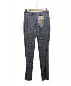 Casely-Hayford(ケイスリーヘイフォード)の古着「トラウザーパンツ」|ネイビー