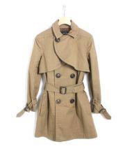 DSQUARED2(ディースクエアード)の古着「トレンチコート」 ベージュ