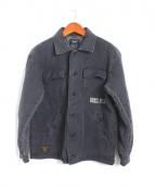 glamb(グラム)の古着「Jonas military JKT」|グレー